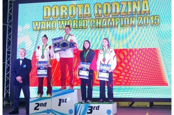 XFight Piaseczno na Mistrzostwach Świata w kickboxingu