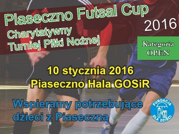 Piaseczno CUP 2016