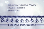 Warsztaty dekoracji świątecznych w Piasecznie