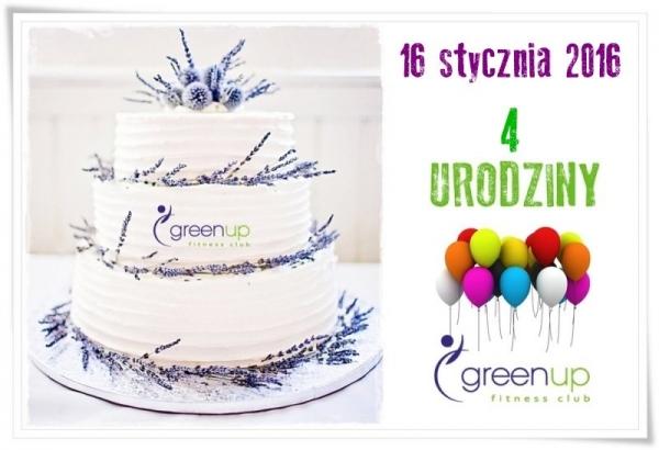 4 urodziny greenup fitness club