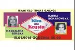 Wtorek Teatralny w Centrum Kultury - Kim jest Krysia