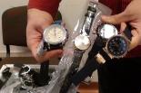 Zabezpieczono podrobione zegarki warte 700 tysięcy złotych