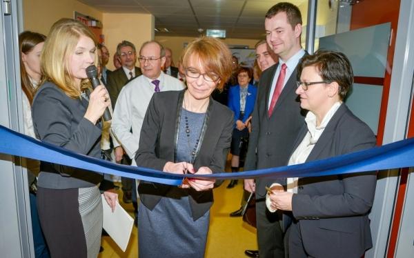 W Szpitalu św. Anny w Piasecznie otwarto nowy Oddział Chorób Wewnętrznych i Chorób Płuc