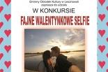 FAJNE  WALENTYNKOWE SELFIE - konkurs