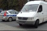 Odzyskano mercedesa, ujawniono nielegalną linię produkcyjną