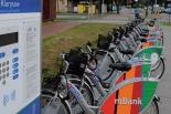 Konstanciński Rower Miejski powraca po zimie