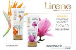 Lirene FLOWER COLLECTION - aksamitnie gładka i odżywiona skóra