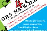 II edycja GRY NA 4 KOŁA - Piaseczno