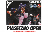 PIASECZNO OPEN 2016 i POINTFIGHTING ELITE CUP - ALFA-AKTIV EDITION