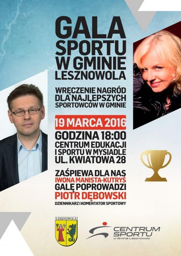 Lesznowolska GALA Sportu