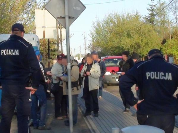 """Działania Policji i Straży Granicznej kryptonim """"Wschód"""" c.d."""