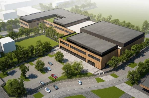 Budowa Centrum Edukacyjno-Multimedialnego