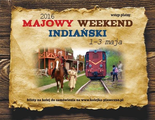 Majowy Weekend Indiański
