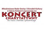 Koncert charytatywny na rzecz Dawida Cętkowskiego