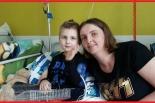Potrzebna jest krew dla 5-letniego Stasia (grupa krwi A Rh (-))