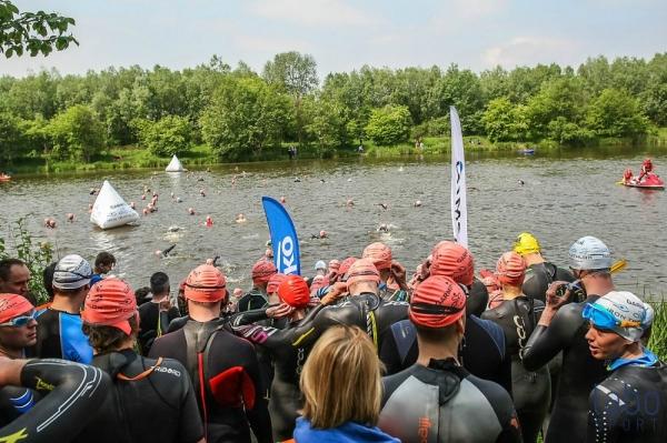 Garmin Iron Triathlon 2016 – inauguracja cyklu w Piasecznie