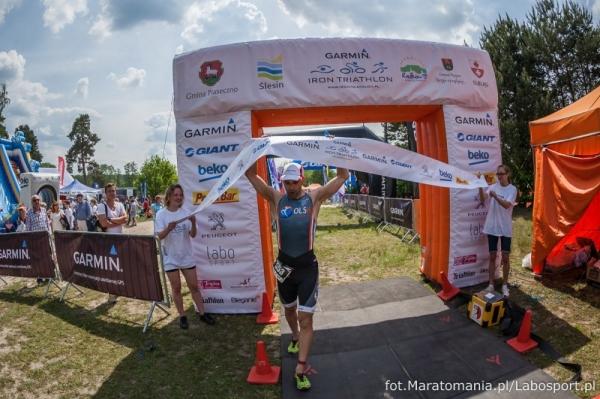 Blisko tysiąc zawodników na Garmin Iron Triathlon w Piasecznie!