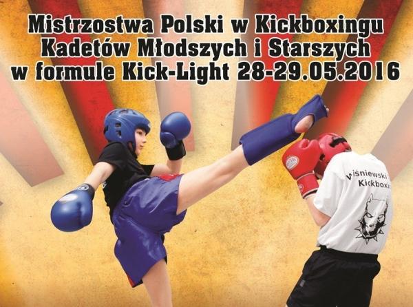 Mistrzostwa Polski w kickboxingu w Mysiadle