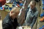 Wizerunki podejrzewanych o kradzieże