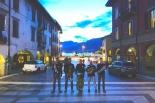 Włoski weekend z delegacją z Pisogne