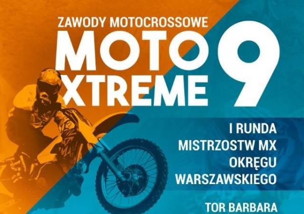 Zawody motocrossowe w Suchodole