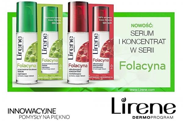 MOC SERUM I KONCENTRATU - Lirene FOLACYNA