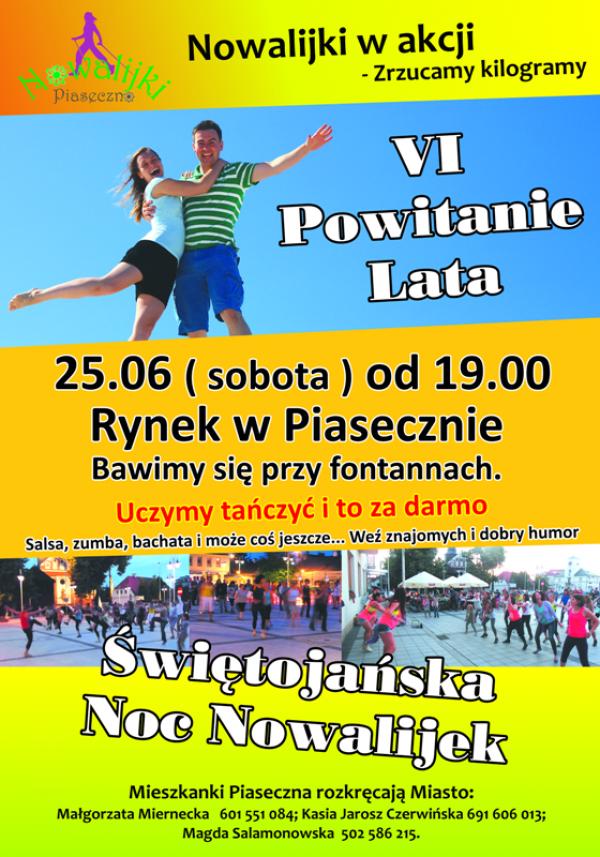 VI Powitanie Lata w Piasecznie