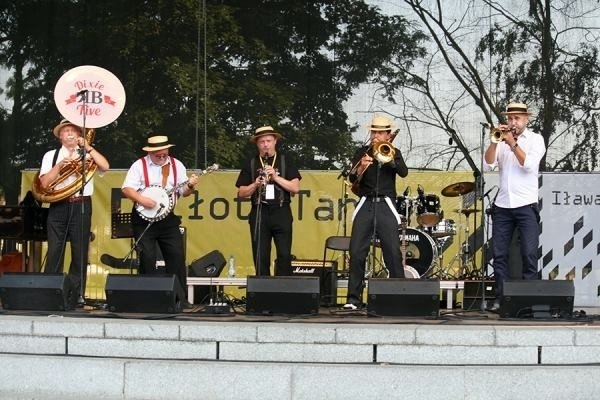 Koncert RB Dixie Five w Piasecznie