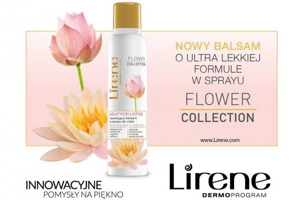 Azjatycki lotos - balsam w sprayu od Lirene