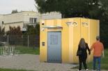 Przy Bielawskiej stanie nowoczesna toaleta