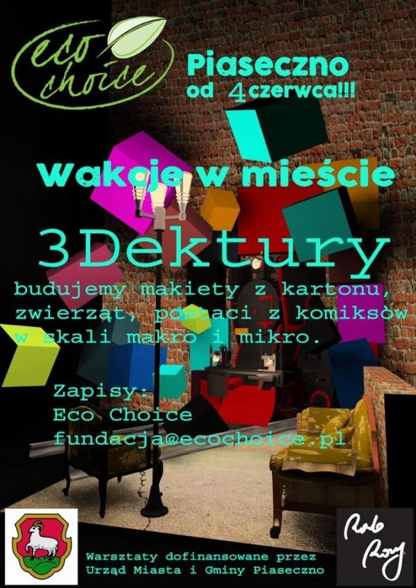 Bezpłatne warsztaty twórcze dla dzieci w Piasecznie
