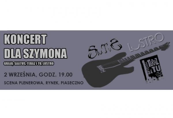 Koncert Dla Szymona w Piasecznie