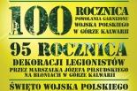 100. rocznica powołania Garnizonu WP