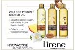Lirene - nowe żele pod prysznic Shower Oil