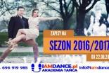 Nowy taneczny semestr! Zapraszamy na zajęcia taneczne dla dzieci i dorosłych!