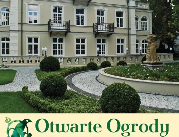 Festiwal Otwartych Ogrodów w Konstancinie
