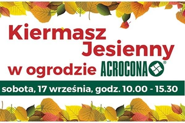 Kiermasz Jesienny w Józefosławiu
