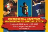 Mistrzostwa Mazowsza w Lekkoatletyce w Piasecznie