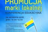 Promocja marki lokalnej - konferencja w Górze Kalwarii