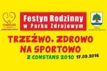 Festyn Rodzinny Trzeźwo, Zdrowowo, na Sportowo