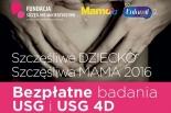 Bezpłatne, specjalistyczne badania USG i USG 4D dla kobiet w ciąży
