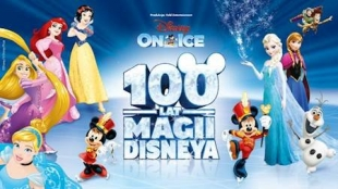 BILETY DISNEY ON ICE MIEJSCA PRZY LODOWISKU!!! 24 sztuki!!!
