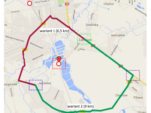Zamknięcie przejazdów kolejowych w powiecie