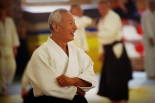 Sportowo - kulturalna impreza aikido w Piasecznie