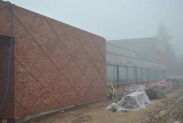 Budowa nowego ratusza w Konstancinie zgodnie z harmonogramem