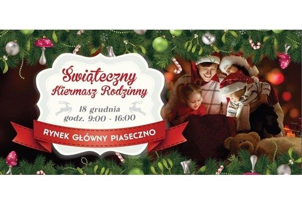 II edycja świątecznego Kiermaszu Rodzinnego