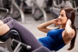Zajęcia fitness na siłowni