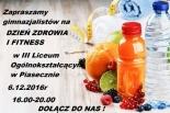 Dzień Zdrowia i fitness w III Liceum Ogólnokształcącym w Piasecznie