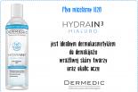 Płyn micelarny H2O - HYDRAIN3 HIALURO, OCZYSZCZANIE I DEMAKIJAŻ