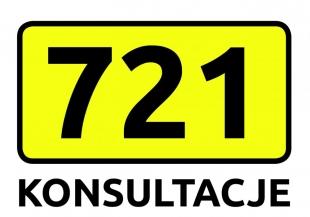 Konsultacje w sprawie rozbudowy drogi 721